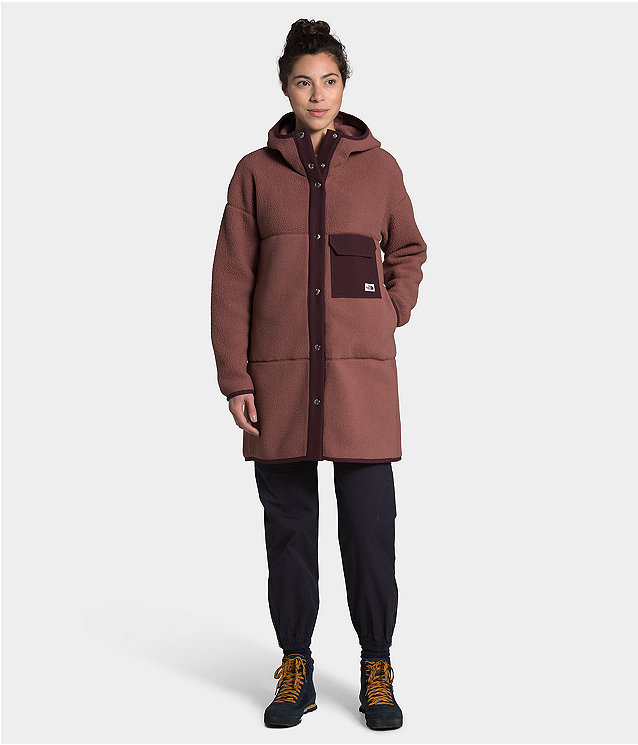 Women's Cragmont Fleece Coat