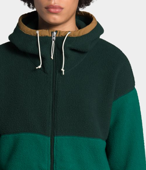 Women's Cragmont Fleece Full Zip Hoodie-
