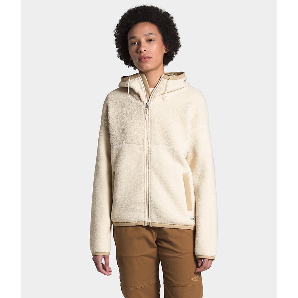 Women S Cragmont Fleece Full Zip Hoo