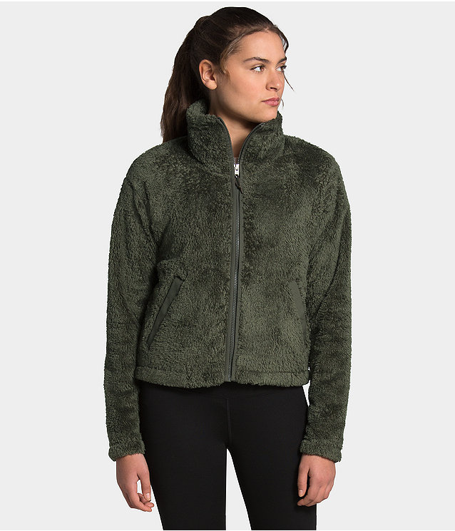 Women's Furry Fleece 2.0 Jacket