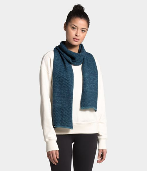 Women's Purrl Stitch Scarf-