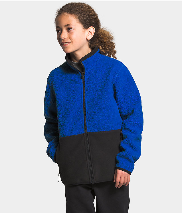 Youth Reversible Sherpalito Jacket
