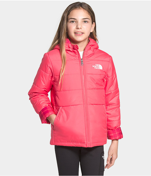 Girls' Reversible Perrito Jacket