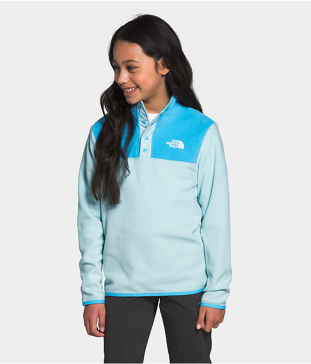 Youth Glacier ¼ Snap Pullover