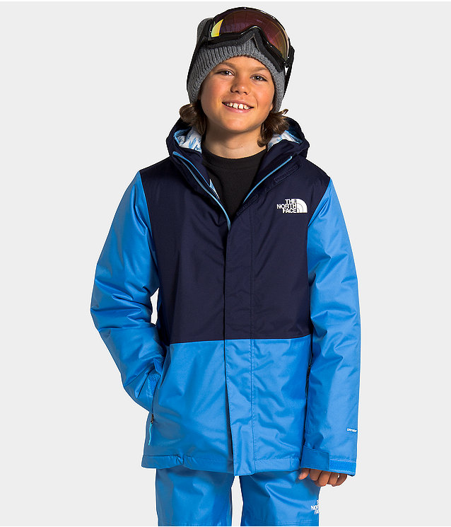 Youth Freestyle Insulated Jacket
