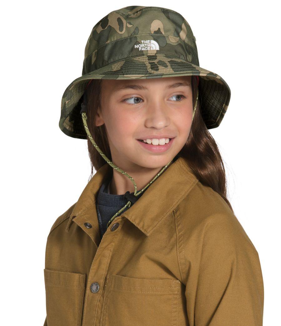 Chapeau à large bord Class V pour enfants-