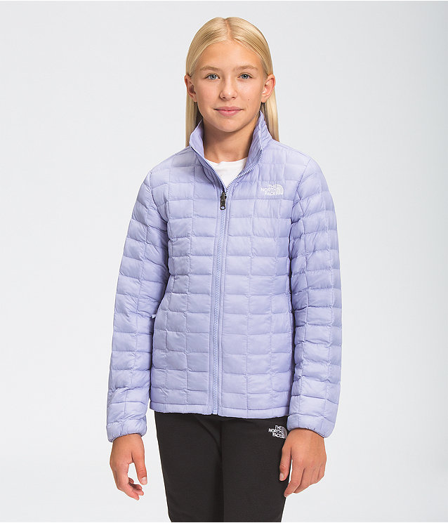 Manteau ThermoBall Eco pour filles