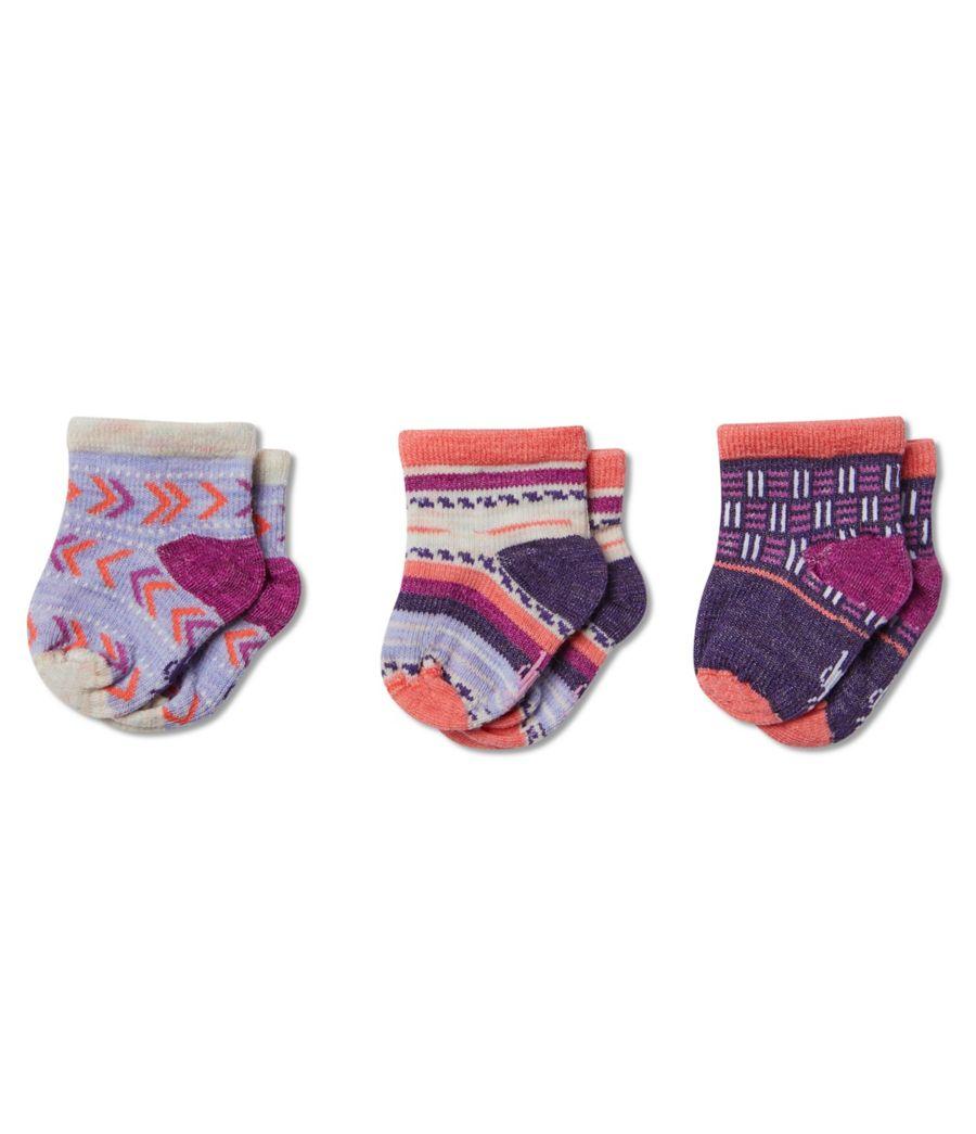 Smartwool Baby Bootie Batch Socks-