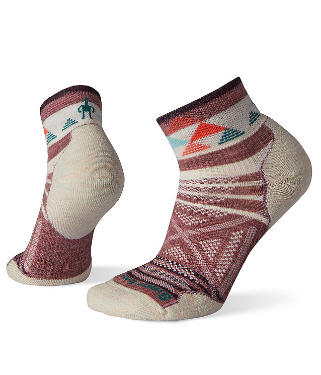 Smartwool Women's PhD® Outdoor Light Pattern Mini Socks