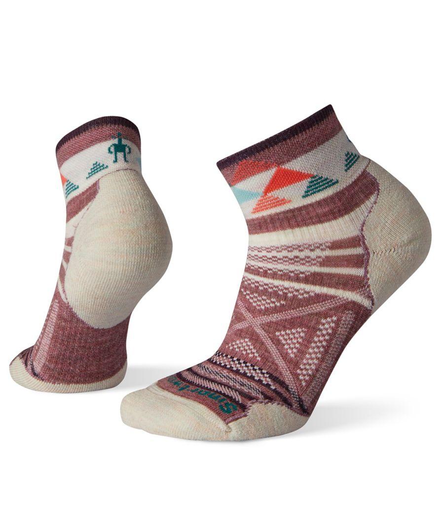 Smartwool Women's PhD® Outdoor Light Pattern Mini Socks-