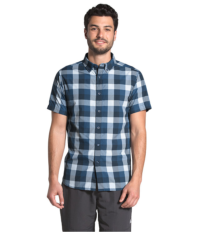 Men's Short Sleeve Monanock Shirt II
