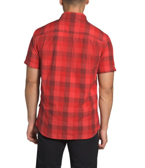 Men's Short Sleeve Monanock Shirt II-