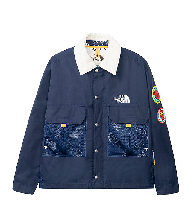 TNF x BRAIN DEAD 76 Oversized Mountain Chore Coat