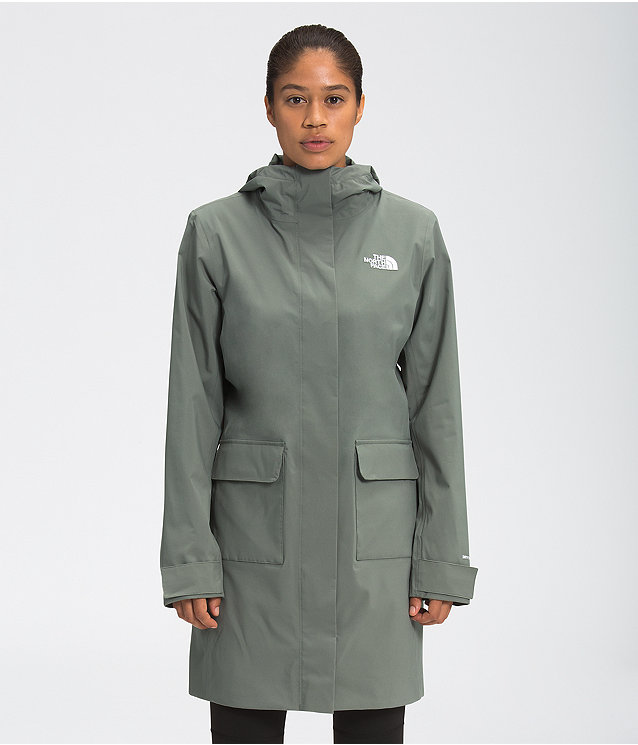 Women's City Breeze Rain Parka II
