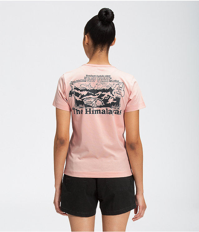 Women's Short Sleeve Himalayan Bottle Source Tee