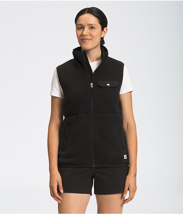 Women's Cragmont Fleece Vest