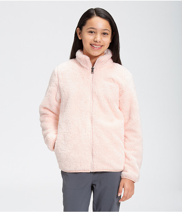 Girls' Suave Oso Fleece Jacket