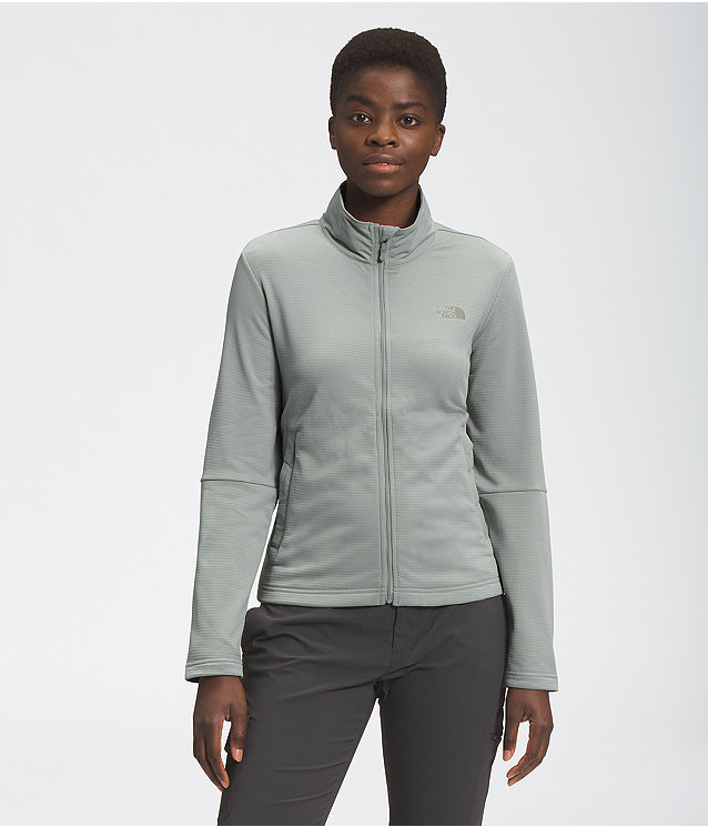 Women's Wayroute Full Zip