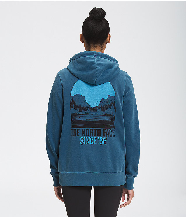 Women's Mountain Peace Full Zip Hoodie