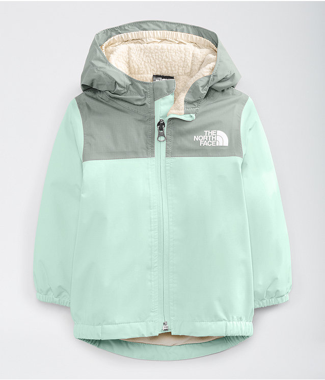 Infant Warm Storm Rain Jacket