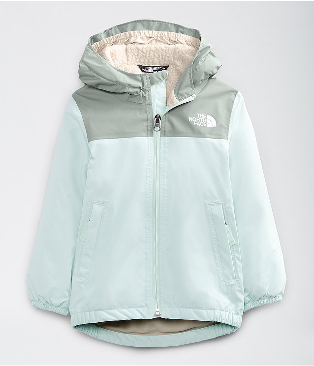 Toddler Warm Storm Rain Jacket