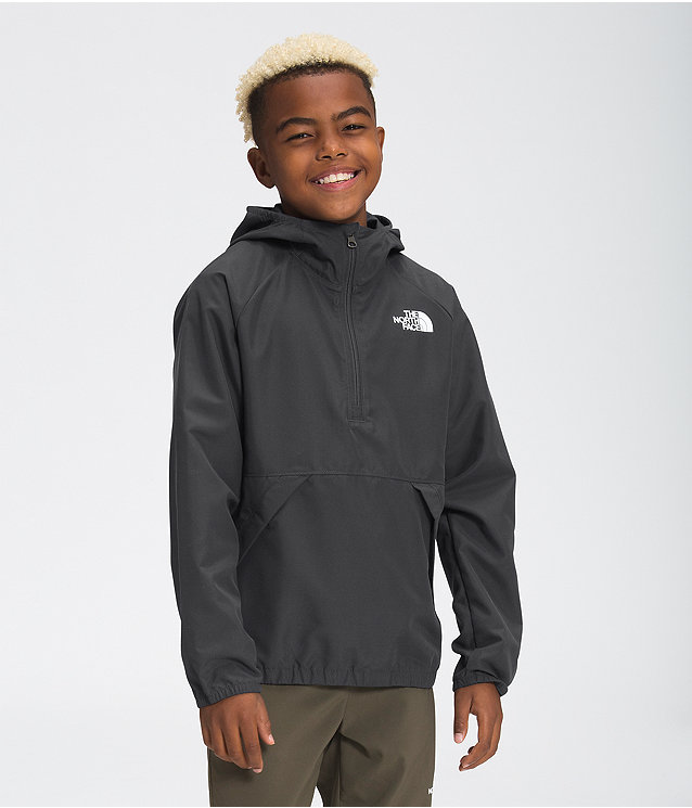 Youth Packable Wind Jacket