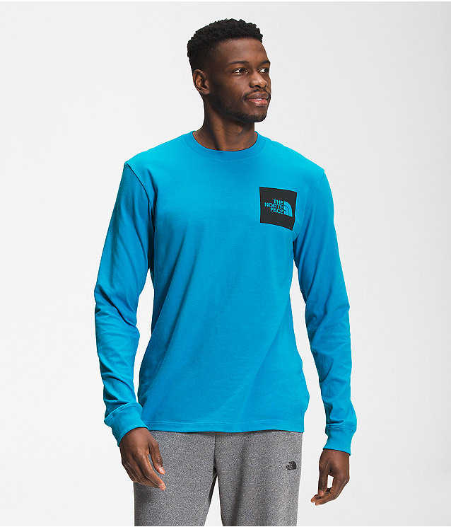 Men's Fine Long Sleeve Tee