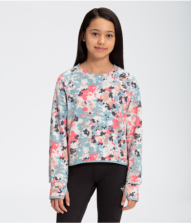 Girls' Glacier Pullover