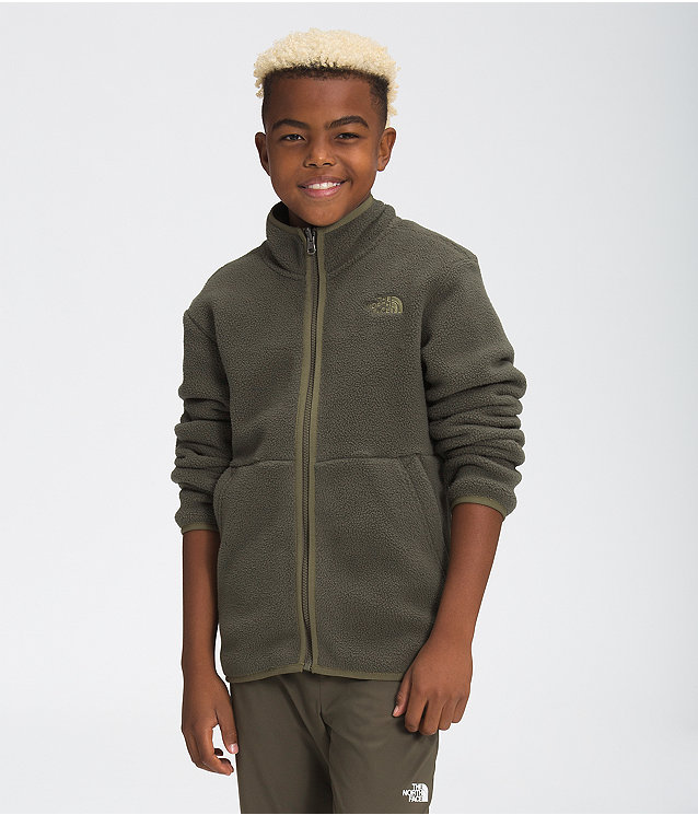 Boys' Carbondale Fleece Jacket
