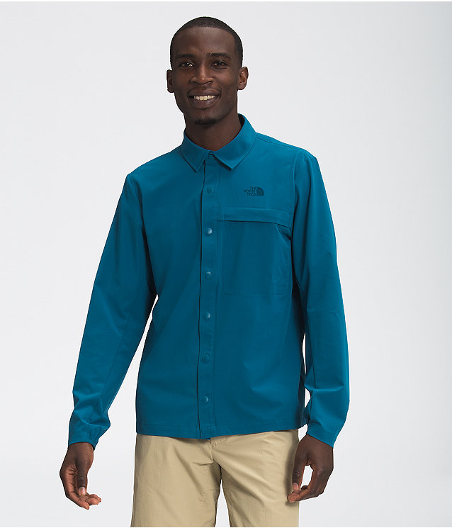 Men's First Trail Long Sleeve Shirt