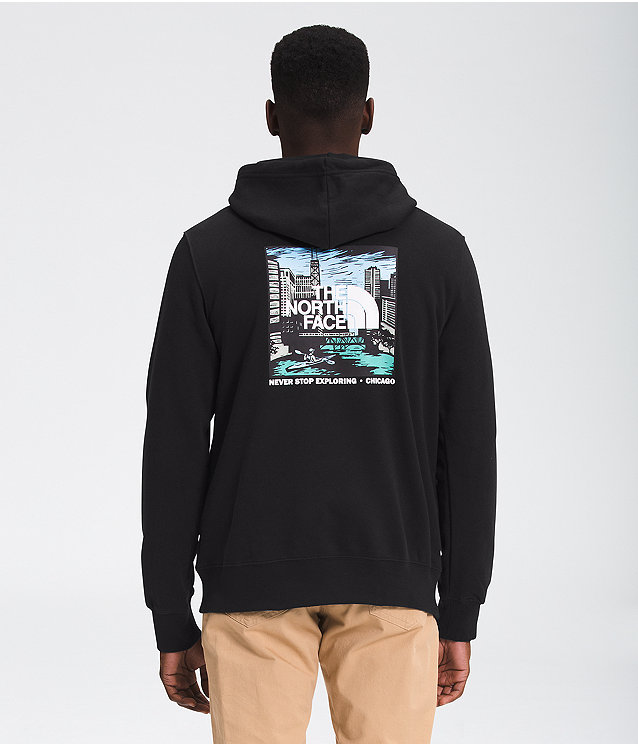 Men's Chicago Pullover Hoodie