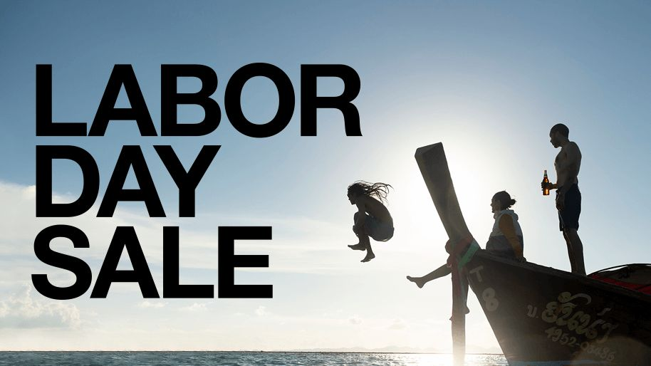 LABOR DAY SALE 25% OFF SELECT STYLES