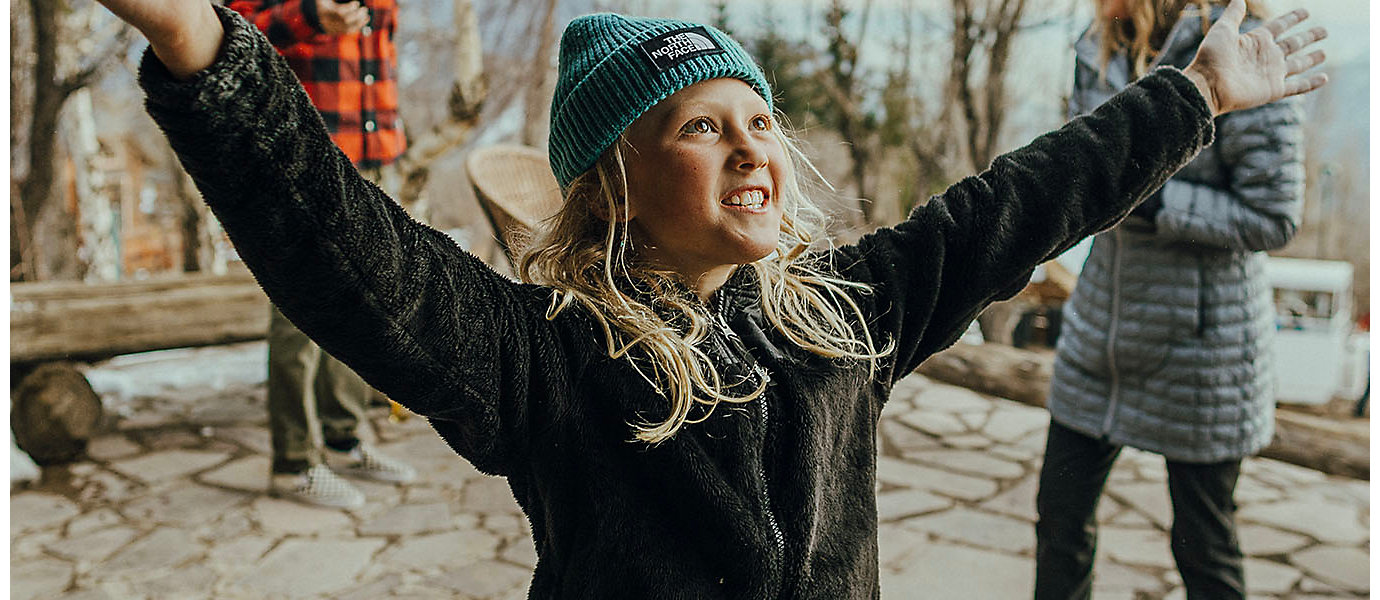 Holiday Gift Guide | Girls' Fleece