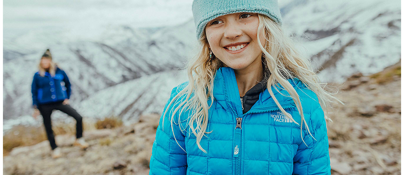 Holiday Gift Guide | Girls' Insulated & Down Jackets