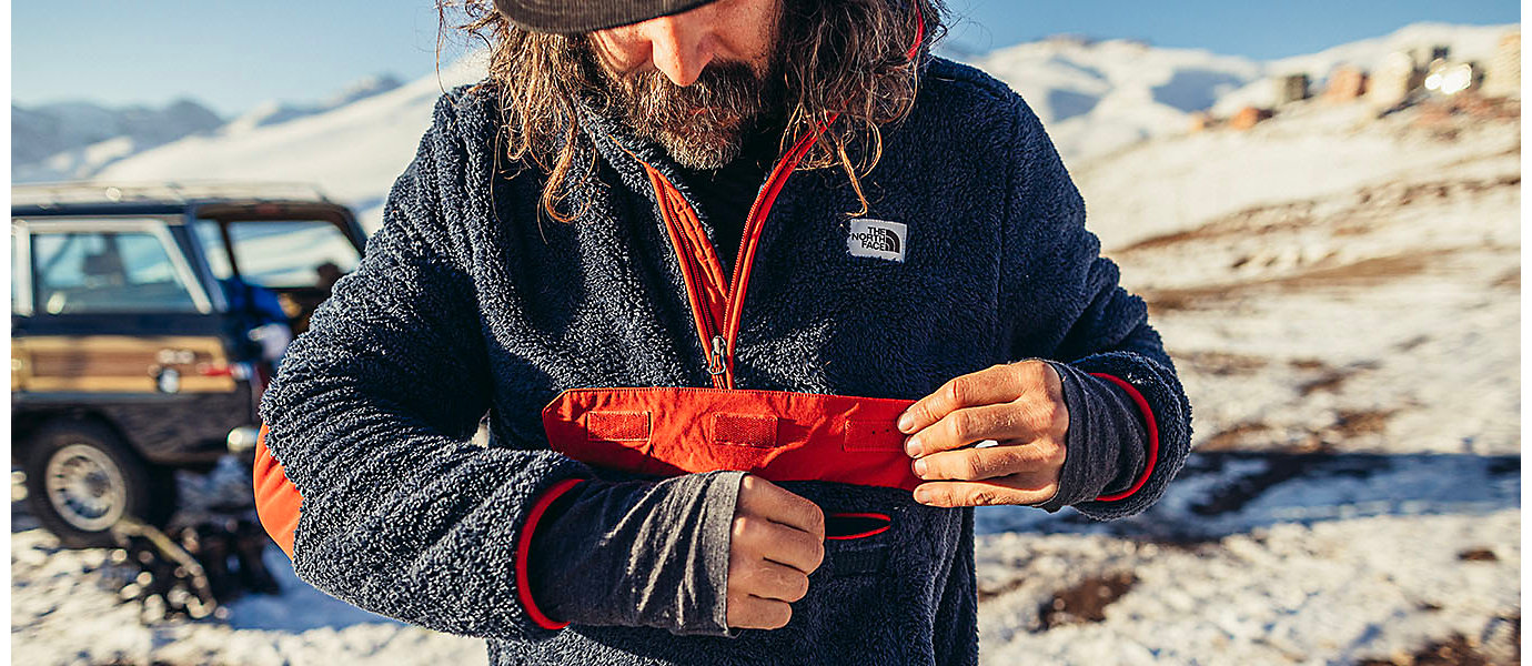 Holiday Gift Guide | Mens' Fleece