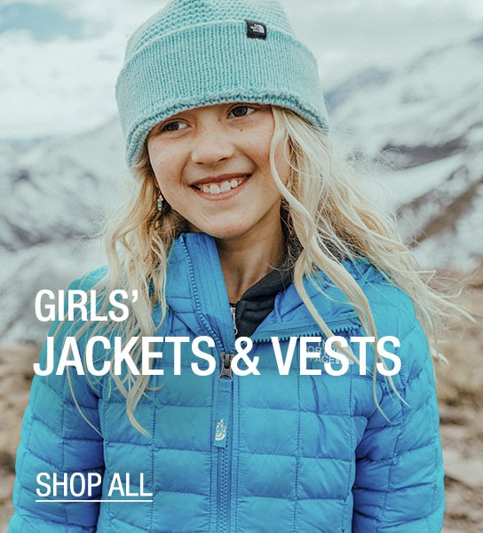 Girls Jackets & Vests