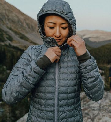 Holiday Gift Guide | Womens' Insulated Jackets