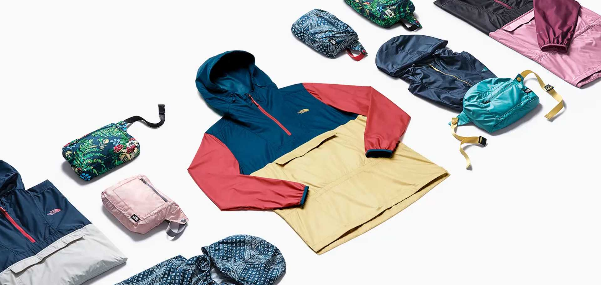 ec0b85111 Fanorak - Fanny Pack and Anorak Pullover Jacket | The North Face