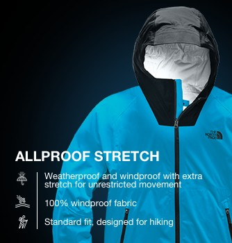 Men's All Proof Stretch Jacket