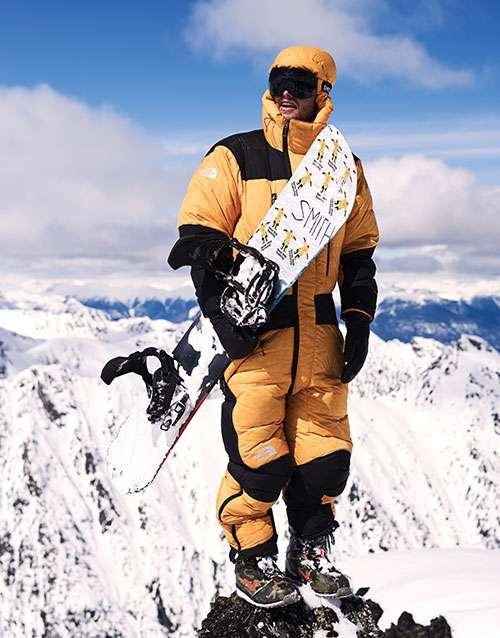 818fe2f38 Austin Smith x The North Face | Snowboarding Goggles