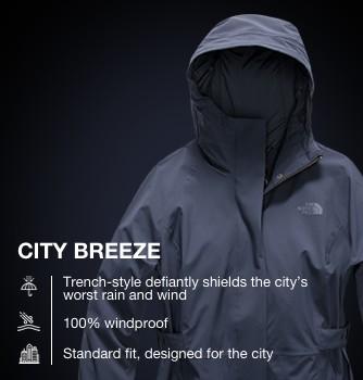 Women's City Breeze Jacket