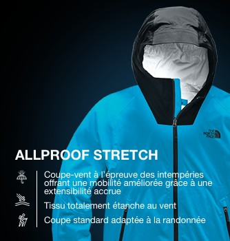 Hommes All Proof Stretch Jacket