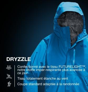 Hommes Dryzzle Jacket