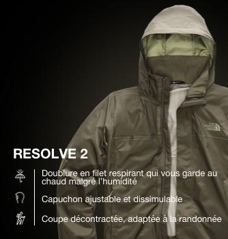 Hommes Resolve 2 Jacket