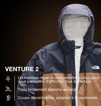 Hommes Venture Jacket