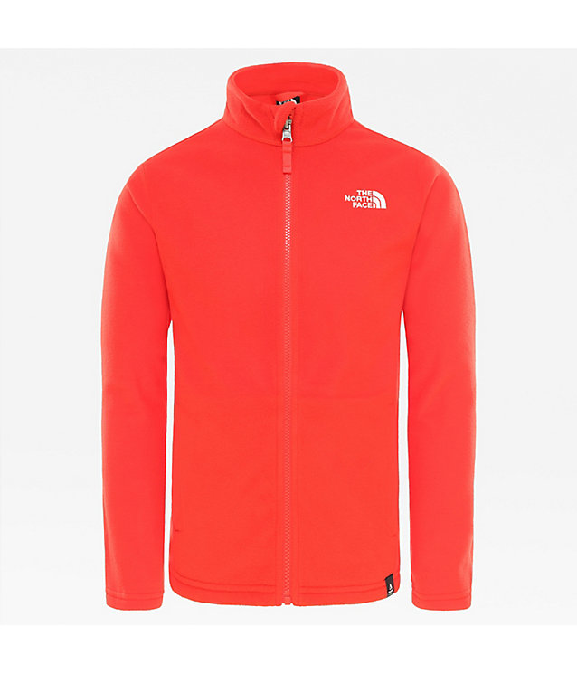 Forro polar con cremallera integral Snowquest para niño | The North Face