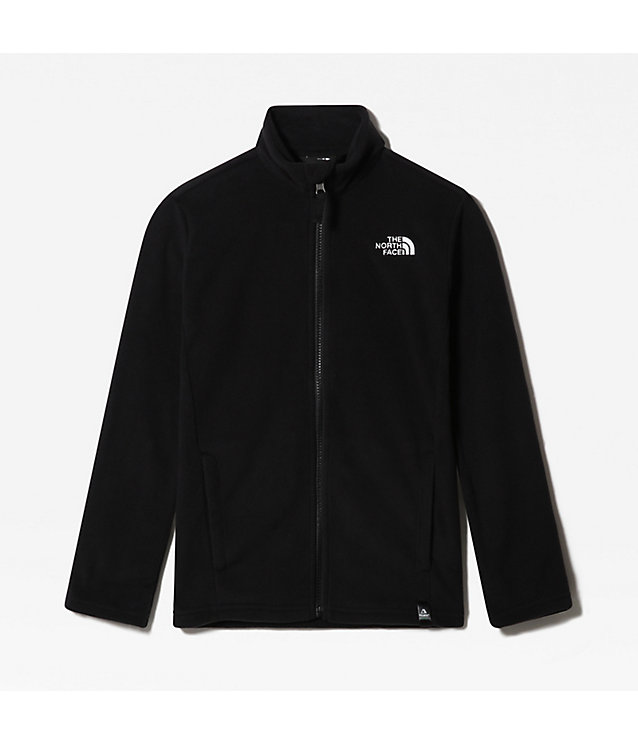 Youth Snowquest Full Zip Fleece | The North Face