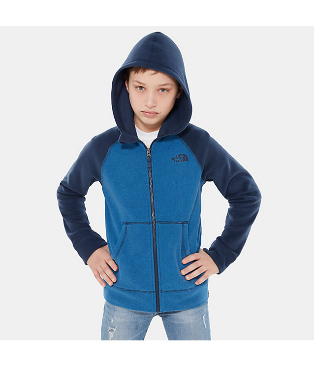Jungen Glacier Kapuzenpullover | The North Face