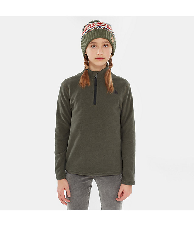Youth Glacier Fleecepullover | The North Face