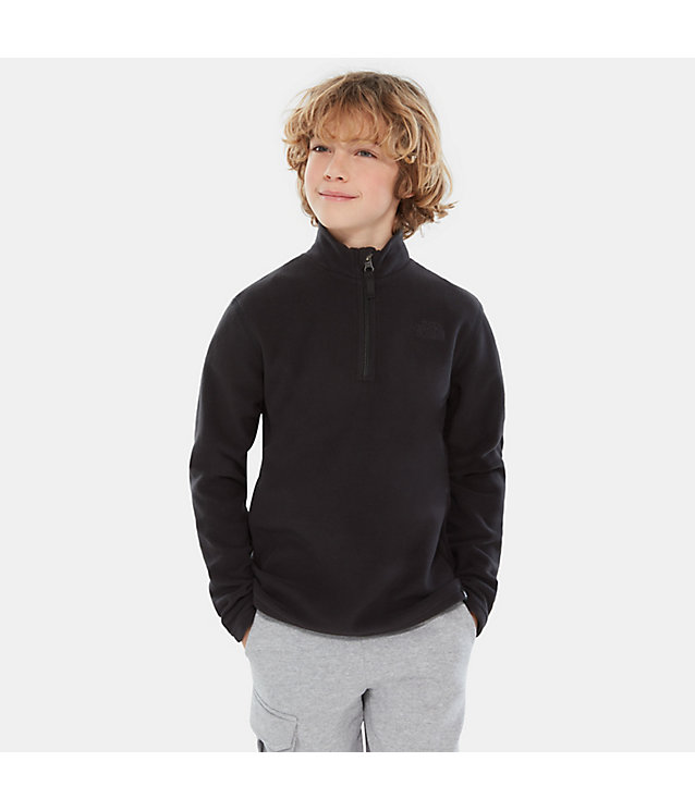 Youth Glacier Pullover Fleece | The North Face